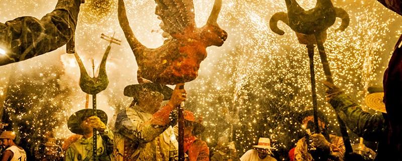 Парад демонов и драконов