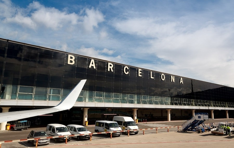 из аэропорта Барселоны в Коста Дорада