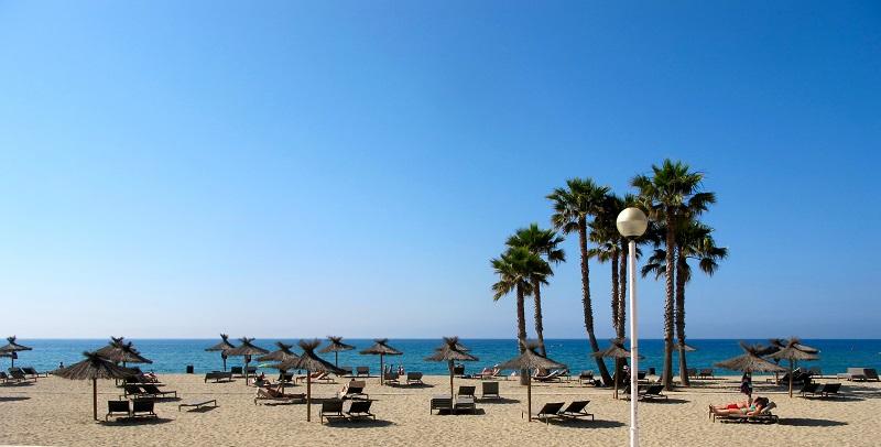 пляжи Эль Вендреля