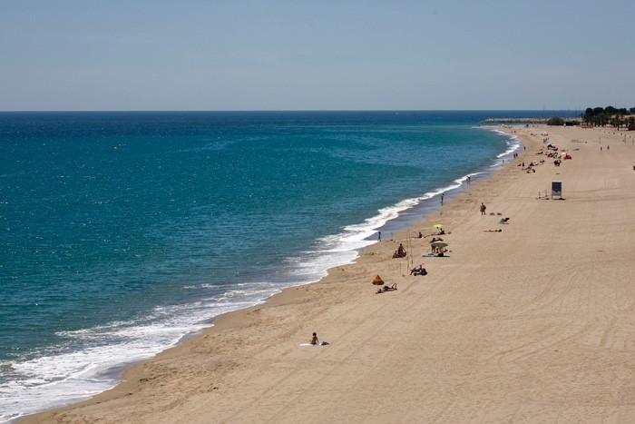 пляж Миами Плайя