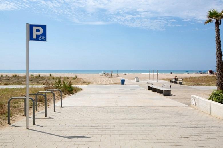 пляж кастельдефельс
