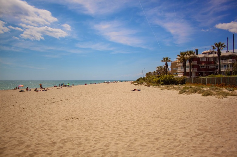 пляж гава барселона