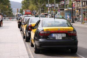 Такси в Салоу
